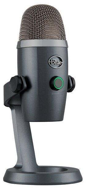 Микрофон Blue Yeti nano фото 1