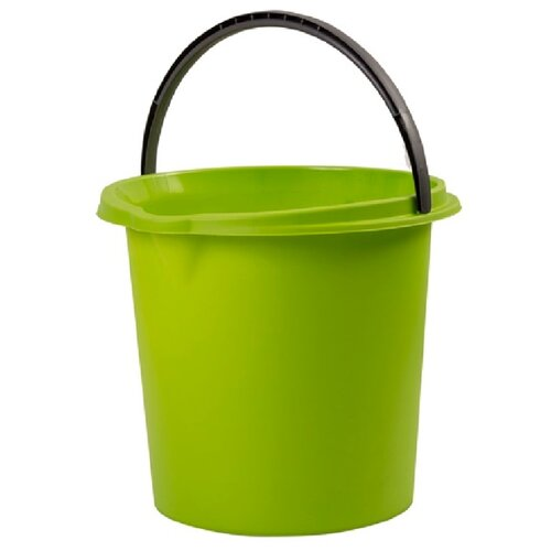 Ведро Rotho Vario 10 л зеленый