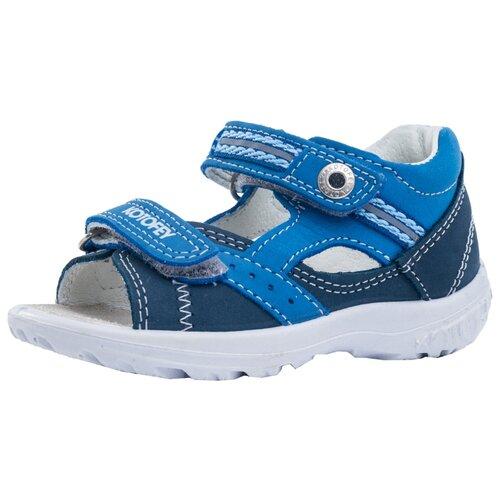 Туфли КОТОФЕЙ размер 23, синийОбувь для малышей<br>