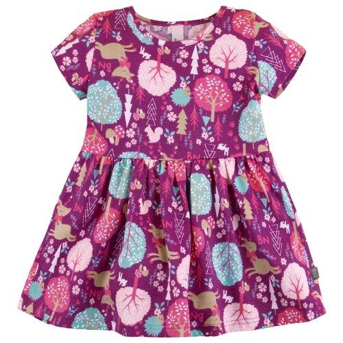 Платье Bossa Nova размер 80, фиолетовый платье bossa nova размер 104 брусничный фиолетовый