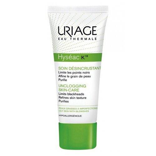 Uriage Эмульсия Hyseac K18, 40 мл цена 2017
