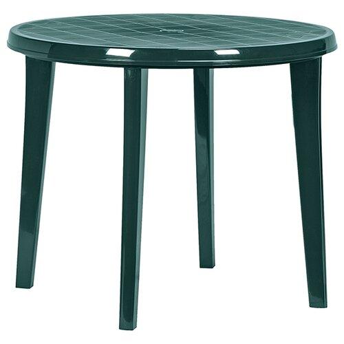 Стол обеденный садовый CURVER Lisa, темно-зеленый