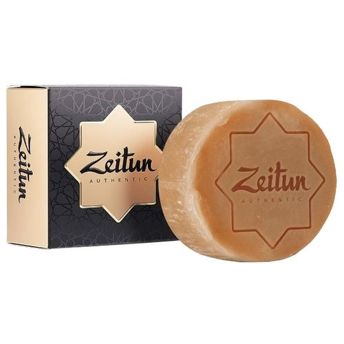 Zeitun мыло для умывания Алеппское экстра Сосновый дёготь против акне и перхоти, 125 г