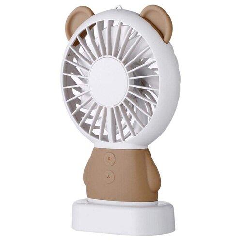 Портативный вентилятор Baseus Dharma Bear Fan brown