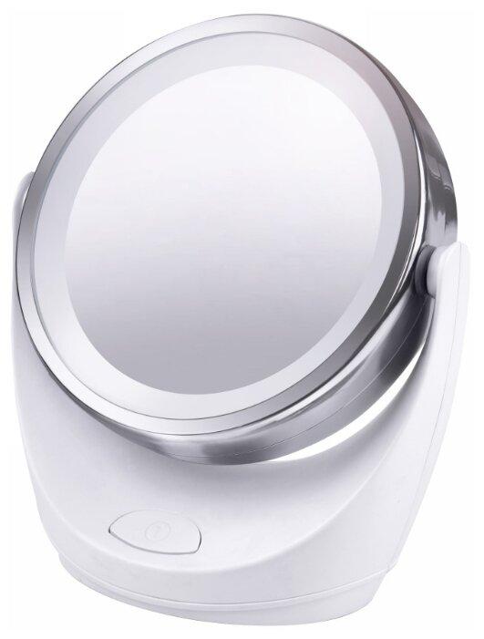 Зеркало косметическое настольное Marta MT-2646 с подсветкой