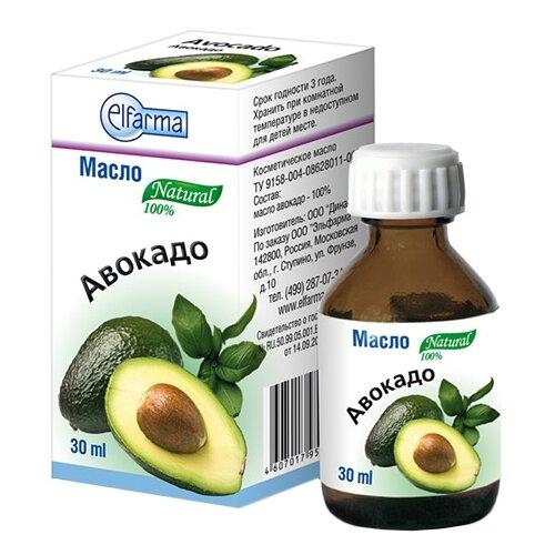Масло для тела Elfarma авокадо, 30 мл масло для тела elfarma elfarma el046lwexcw7