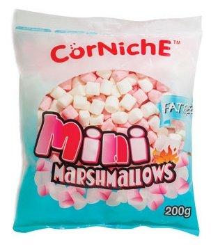 Маршмеллоу CorNiche Mini 200 г