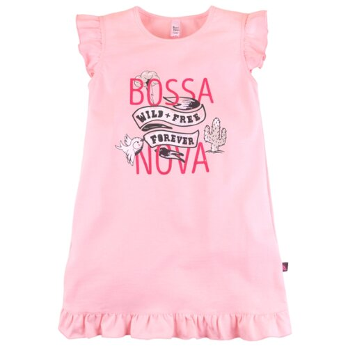 Купить Сорочка Bossa Nova размер 30, розовый, Домашняя одежда