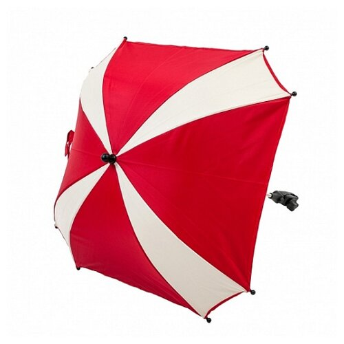 Altabebe Зонт для коляски AL7003 red/beigeАксессуары для колясок и автокресел<br>