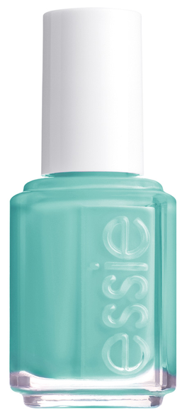 Лак Essie Nail Lacquer, 13.5 мл, оттенок 98 бирюза и карибы