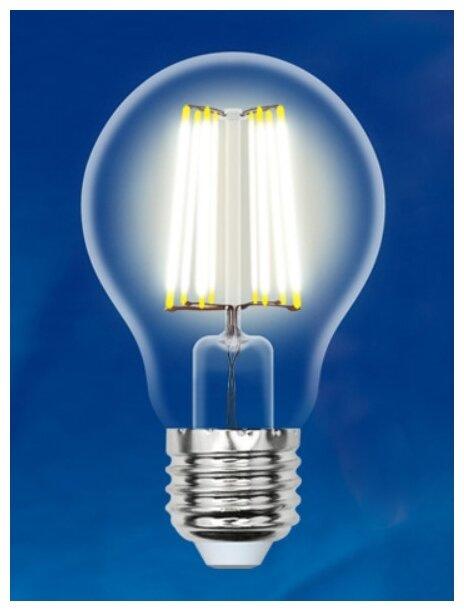 Лампа светодиодная Uniel LED A60 10W NW E27 CL UL-00002626