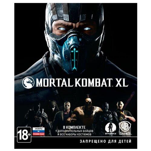 Купить Игра для Xbox ONE Mortal Kombat XL, Warner Bros.