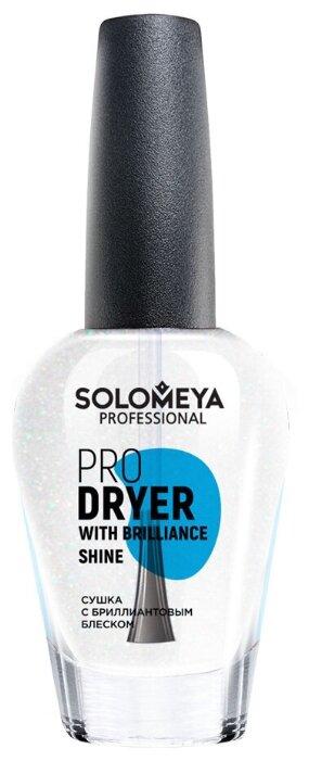 Верхнее покрытие Solomeya Pro Dryer with Brilliance Shine 14 мл