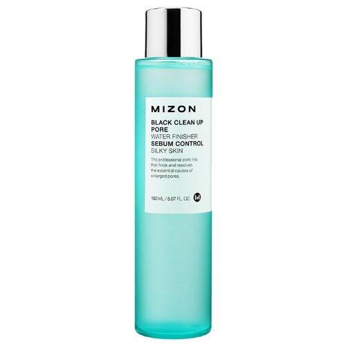 Mizon Тоник Black Clean Up Pore Water Finisher 150 мл тоник для лица mizon mizon mi083lwgccn1