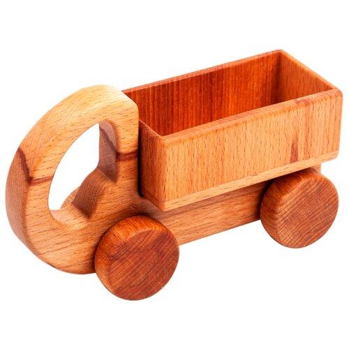 Купить Каталка-игрушка Волшебное дерево Мини-грузовичок (54vd02-15) дерево, Каталки и качалки