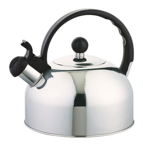 Стоит ли покупать Appetite Чайник со свистком LKD-073 1,5 л? Отзывы на Яндекс.Маркете