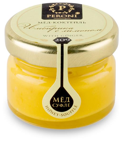 Peroni Мед-суфле Имбирика с лимоном 30г