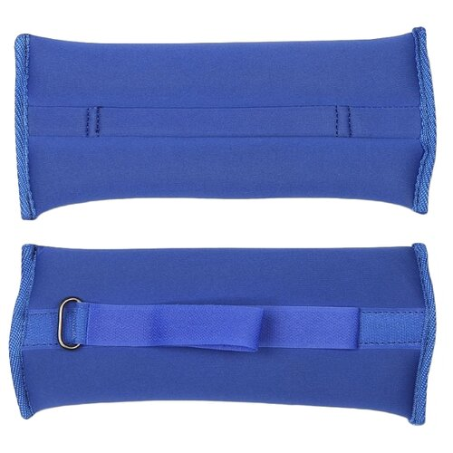 Набор утяжелителей 2 шт. 0.4 кг Indigo SM-259 синий