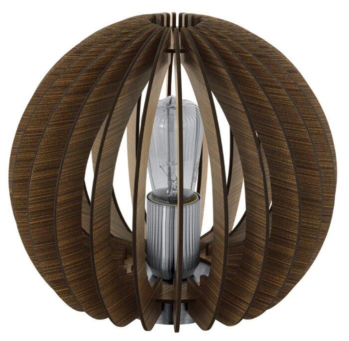 Настольная лампа Eglo Cossano 94956, 60 Вт