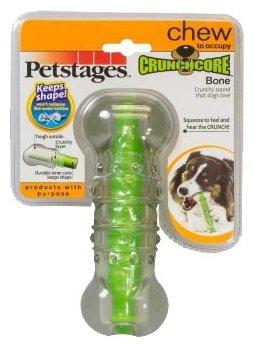 Косточка для собак Petstages Crunchcore bone (266YEX)