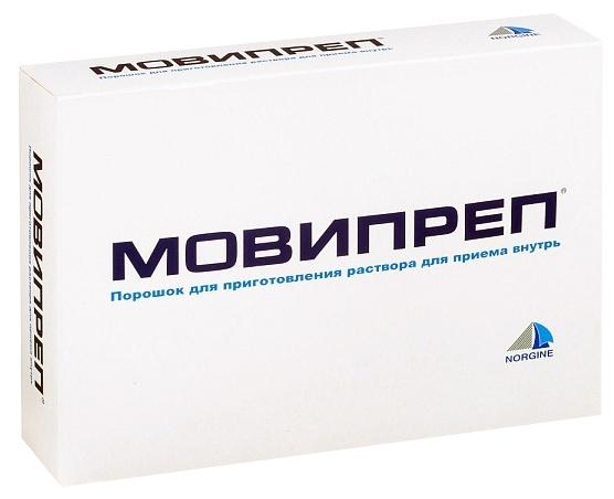 Мовипреп пор. д/приг. р-ра д/вн. приема саше А+Б - инструкция, показания к применению, условия отпуска, противопоказания, побочные действия, способ применения - на Яндекс.Маркете