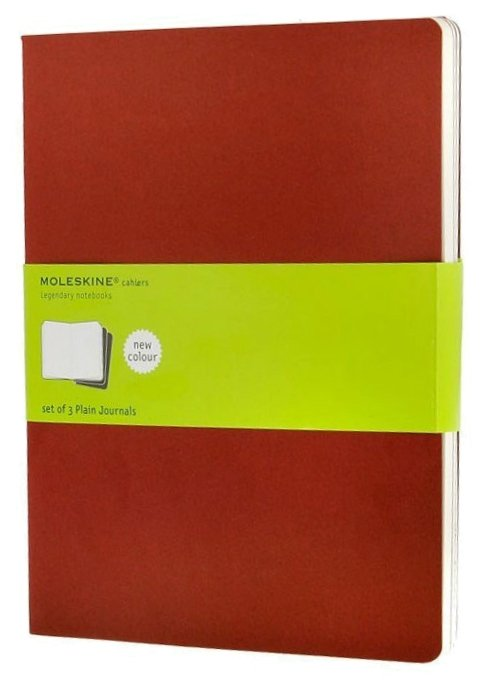 Блокнот Moleskine Cahier Journal XL 190х250, 60 листов 394941(CH123)