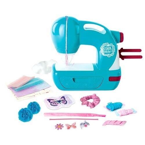 Купить Швейная машина Sew Cool 56013 голубой/розовый, Детские кухни и бытовая техника