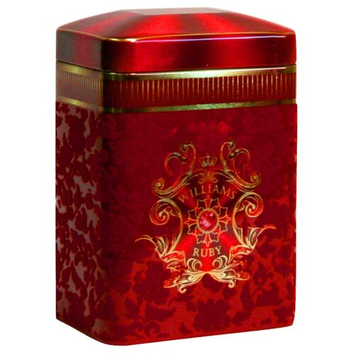 Чай черный Williams Gems Ruby , 150 г чай зеленый williams heraldic
