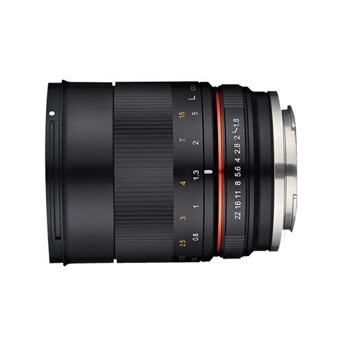 Фото - Объектив Samyang 85mm f/1.8 ED UMC CS Fujifilm X объектив samyang 85mm f 1 8 ed umc cs fujifilm x