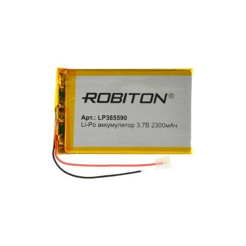 Фото - Аккумулятор ROBITON LP385590 аккумулятор robiton lp501335