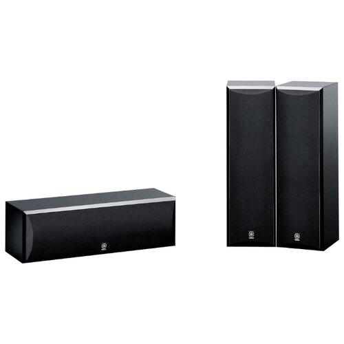 цена на Комплект акустики YAMAHA NS-P125 Piano Black
