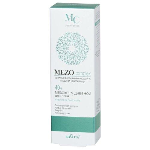 Крем Bielita MEZOcomplex для лица дневной 40+, 50 мл недорого