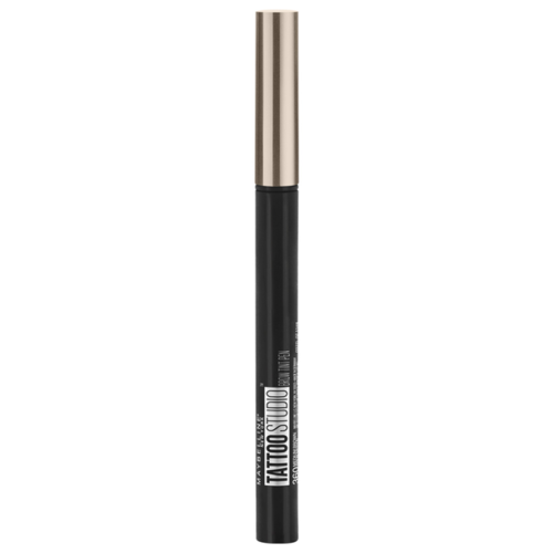 Maybelline New York подводка Brow Tattoo Micro Pen, оттенок 100, Блонд maybelline new york карандаш brow precise micro pencil оттенок 1 темный блонд