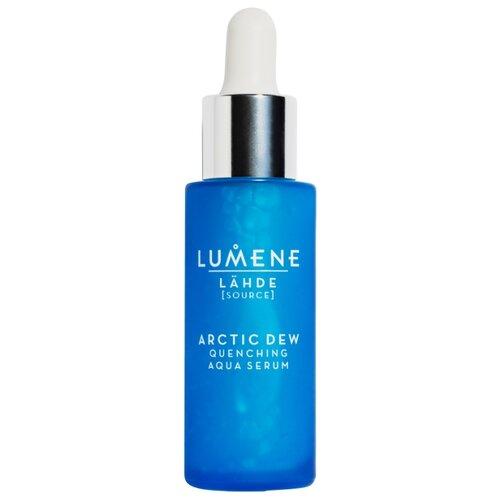 Lumene Lahde Arctic Dew Quenching Aqua Serum Утоляющая жажду сыворотка для лица, 30 мл сыворотка для лица lumene lumene lu021lwcmoh4