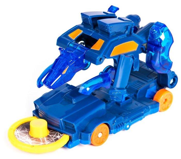 Интерактивная игрушка трансформер РОСМЭН Дикие Скричеры. Линейка 2. Сикенджер (35893)