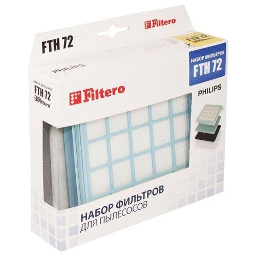 Filtero Набор фильтров FTH 72 1 шт.