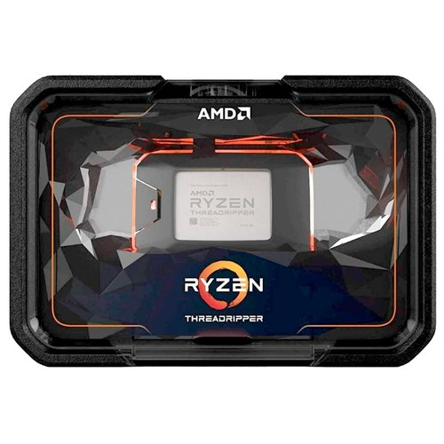 процессор amd ryzen threadripper 1950x wof 4 0ghz 40mb yd195xa8aewof socket str4 box Процессор AMD Ryzen Threadripper 2970WX BOX