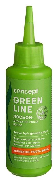 Concept Green Line Лосьон-активатор роста волос для волос и кожи головы