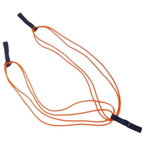 Эспандер для лыжника (боксера, пловца) Indigo 4 шнура (00021322) 200 см недорого