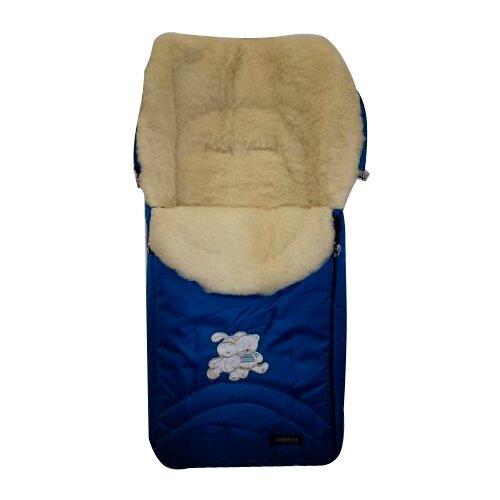 Купить Конверт-мешок Womar Excluzive в коляску 95 см 8 бирюзовый, Конверты и спальные мешки