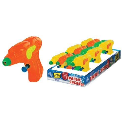 Драже Конфитрейд Водные забавы с игрушкой Водный пистолет, 5 гФрукты и орехи в глазури, драже<br>