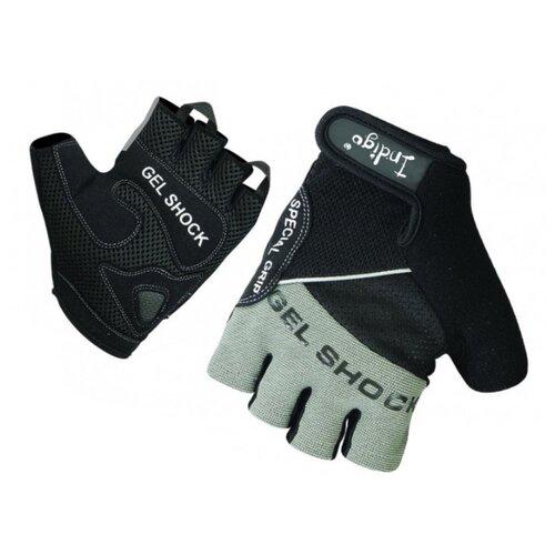 Перчатки Indigo SB-16-1576 серо-черный MПерчатки<br>