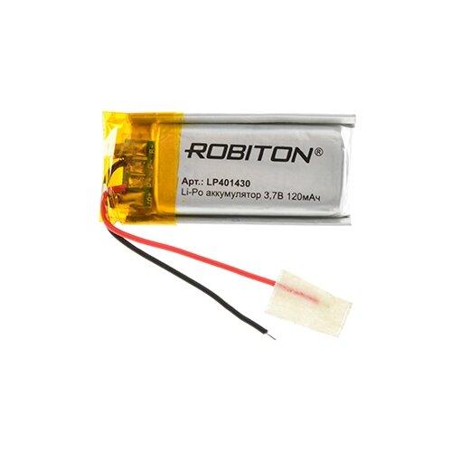 Фото - Аккумулятор ROBITON LP401430 аккумулятор robiton lp501335