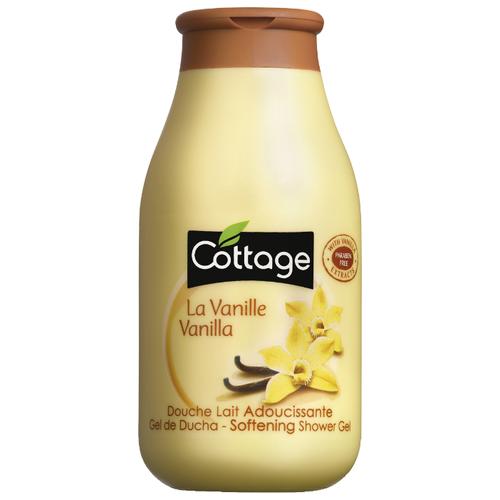 Гель для душа Cottage Vanilla, 250 мл лосьон для тела cottage cottage co079lwfzhs1