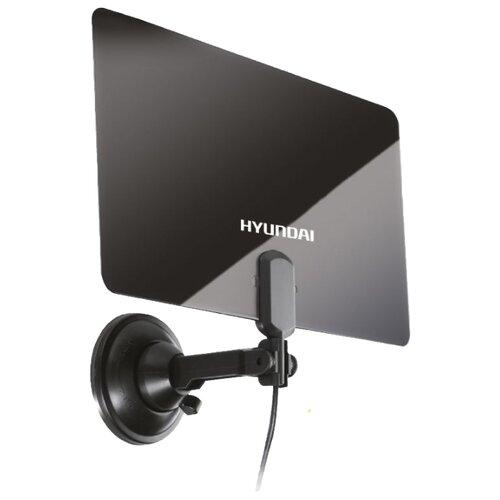 Комнатная DVB-T2 антенна Hyundai H-TAI220 антенна комнатная gal da 600 silver