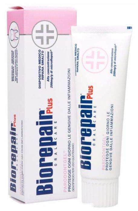 Зубная паста Biorepair Paradontgel Plus