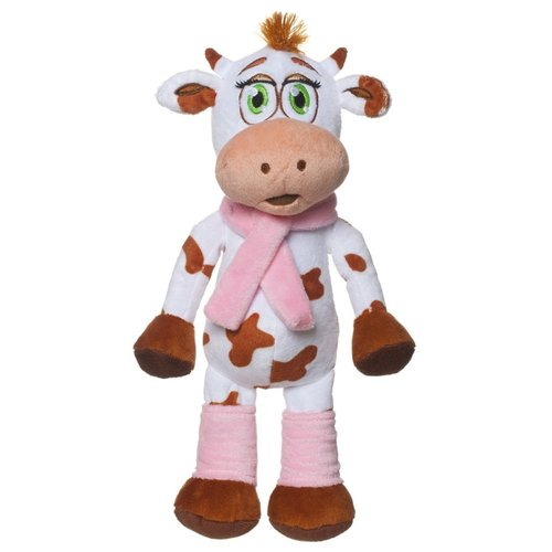 Мягкая игрушка Ilanit Корова Bella 5013 32 смМягкие игрушки<br>