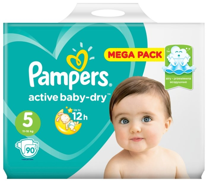 Подгузники Pampers Premium Care Pampers №3 (6-10 кг) 52 шт