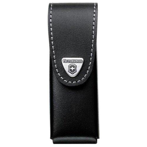 Чехол для ножей 111 мм 4-6 уровней c поворотной клипсой VICTORINOX черный victorinox набор ножей для стейков swiss classic 6 пр 11 см 6 7232 6 victorinox