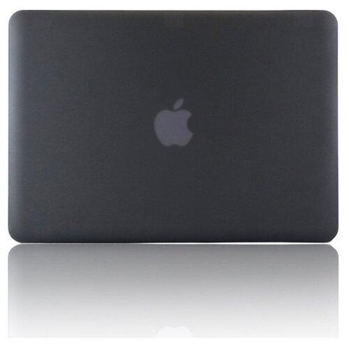 Купить Чехол-накладка UVOO пластиковая накладка MacBook hardshell 15 Retina черный